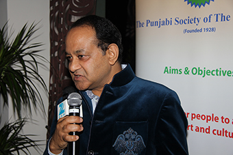 Mr Atul Pathak OBE
