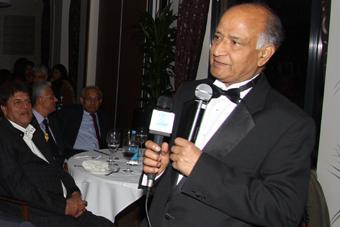 Mr C B Patel