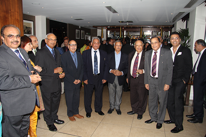 Guests at Event